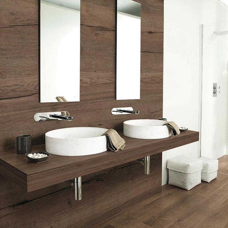 Colección para baño inspirada en la naturaleza